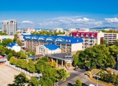 Лучшие санатории Анапы в 2020 году
