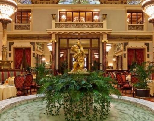Лучшие гостиницы Москвы в 2020 году