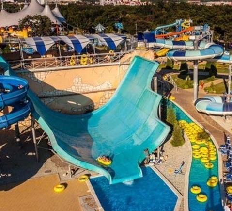 Лучшие аквапарки России в 2021 году