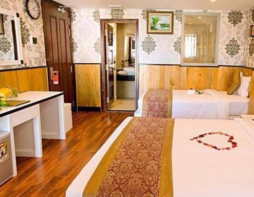 Лучшие отели Вьетнама 3 звезды в 2020 году