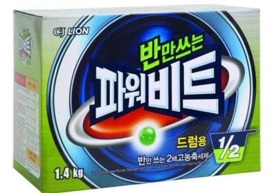 Южнокорейский порошок Cj Lion Beat Drum