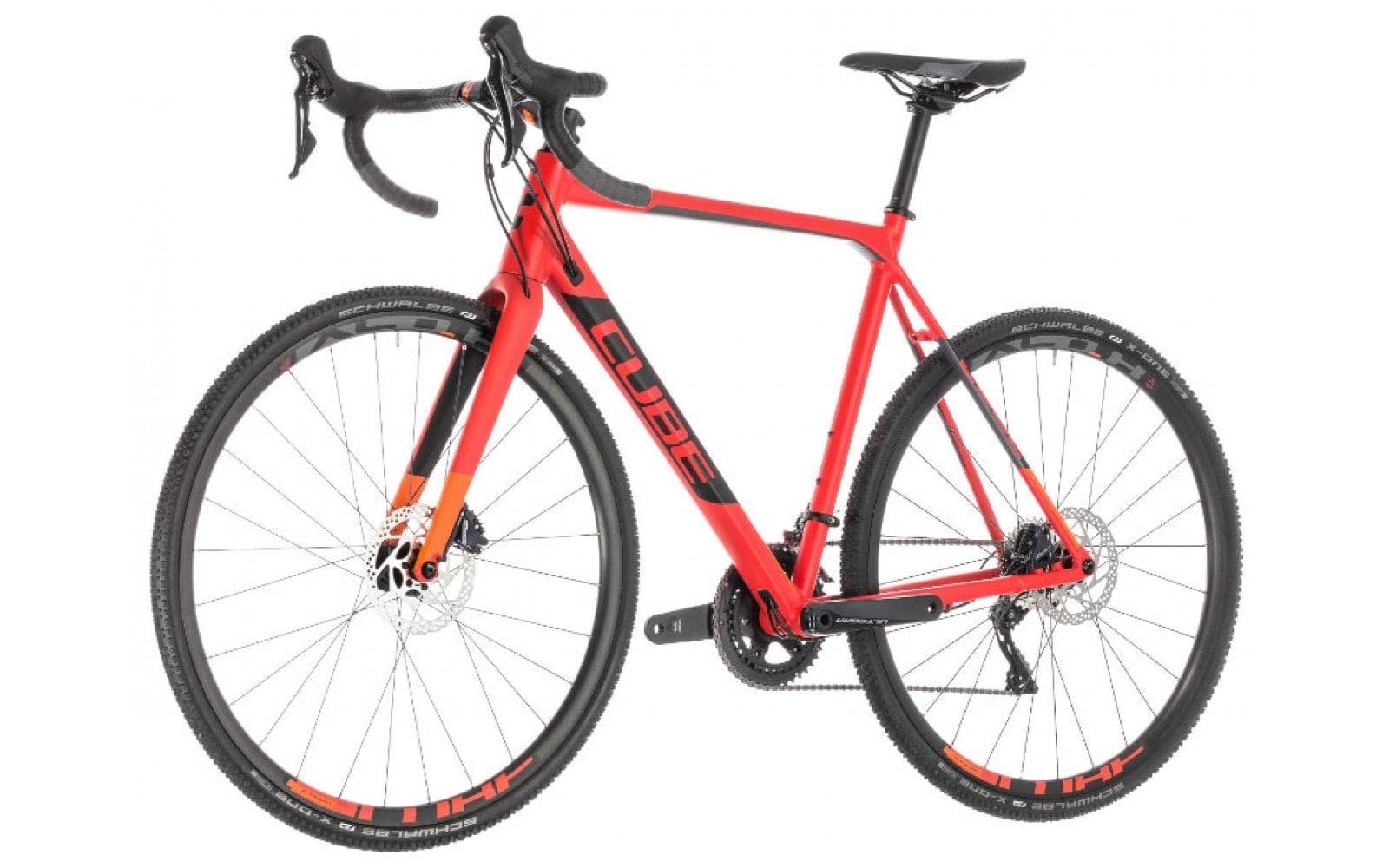 Шоссейный велосипед Cube Cross Race SL
