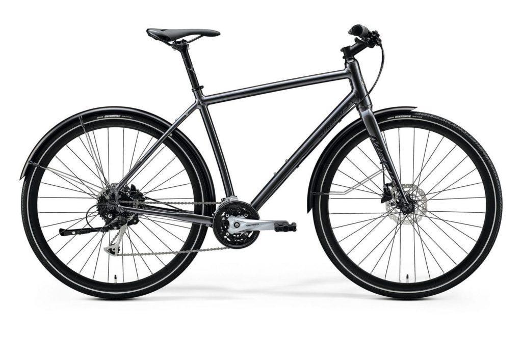 Городской велосипед Merida Crossway Urban 100