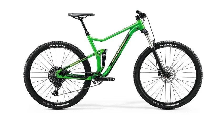 Горный велосипед Merida One-Twenty 9.400