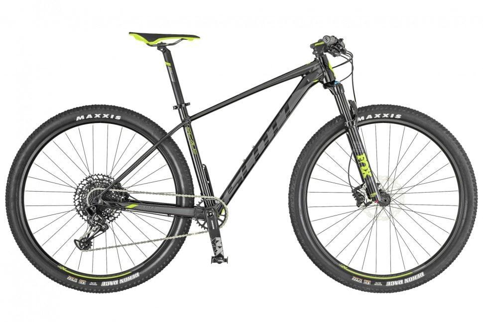 Горный велосипед Scott Scale 95