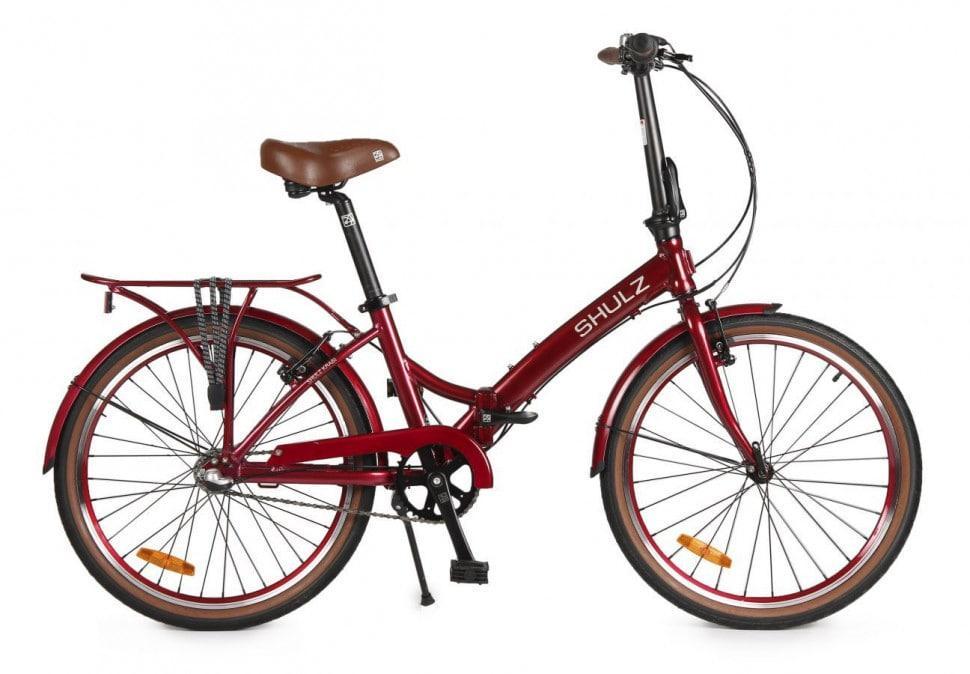 Городской велосипед Shulz Krabi V-brake