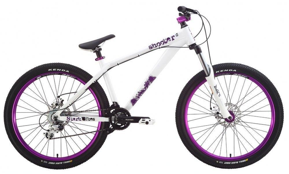 Трюковый велосипед Stark Shooter 3