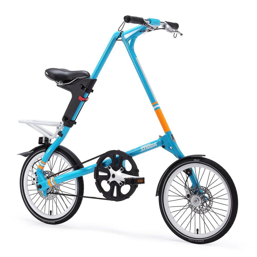 Необычный велосипед STRIDA SX