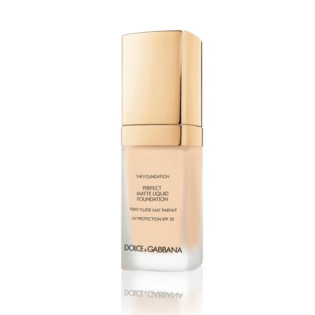 Тональный крем для жирной кожи Dolce&Gabbana Perfect Matte Liquid Foundation