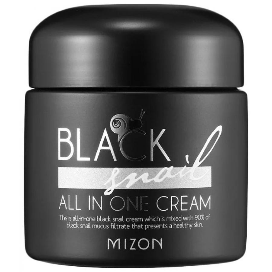 Крем с экстрактом черной улитки от Mizon