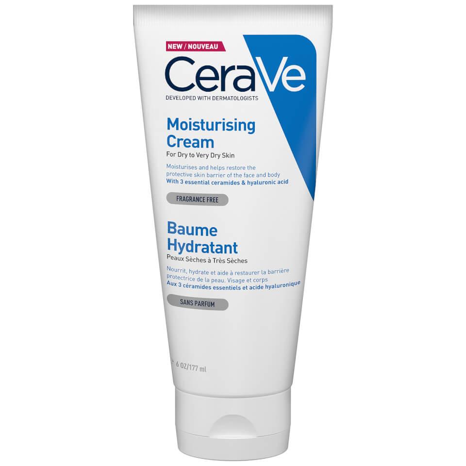 Лучший увлажняющий крем Moisturising Cream от CeraVe