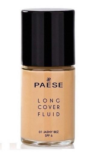 Тональный крем для комбинированной кожи Paese Long Cover Fluid