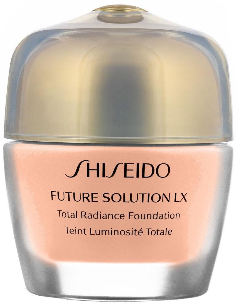 Тональный крем для сухой кожи Shiseido Future Solution LX