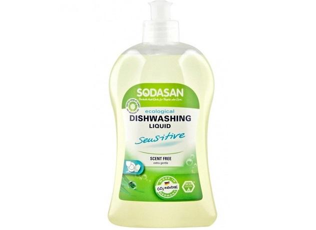 средство для мытья посудыSODASAN