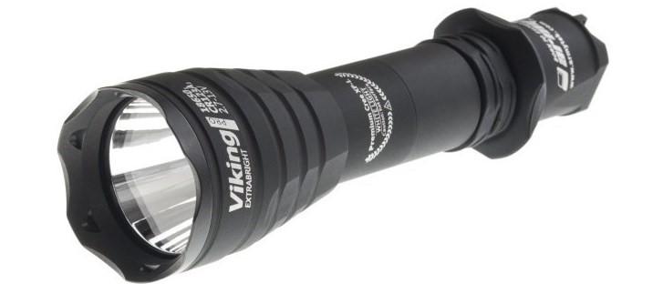 Лучший фонарик Armytek Viking Pro v3