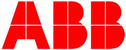 Логотип производителя розеток и выключателей Asea Brown Boveri