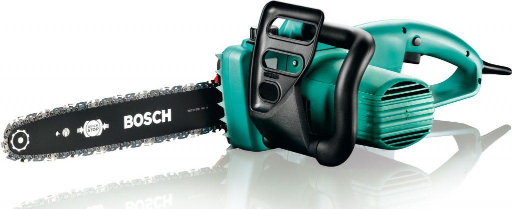 Недорогая электропила для домашнего хозяйства Bosch AKE 40-19S