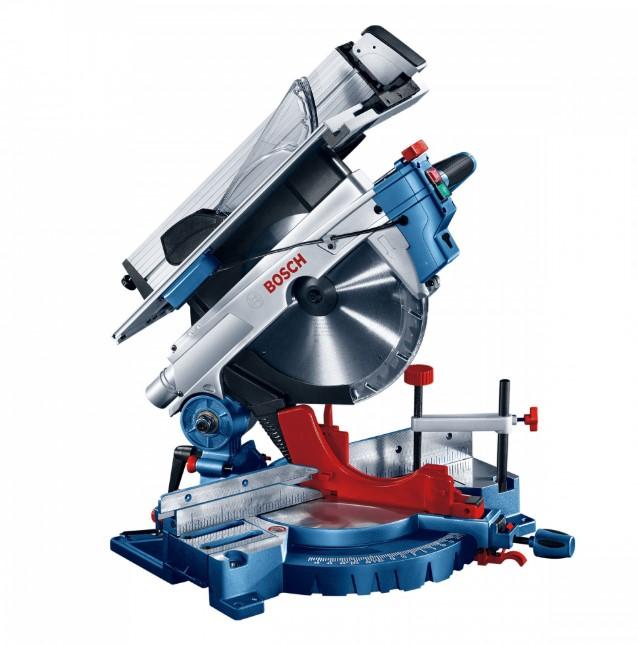 Комбинированная торцовочная пила Bosch GTM 12 JL Professional 0.601.B15.001