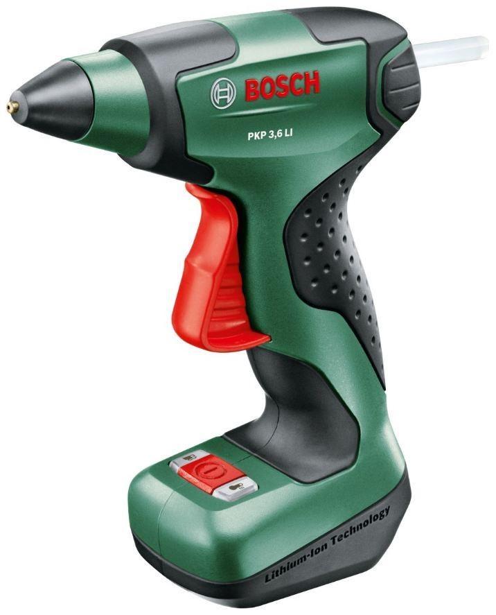 Аккумуляторный клеевый пистолет Bosch PKP 3,6 Li 0.603.264.620