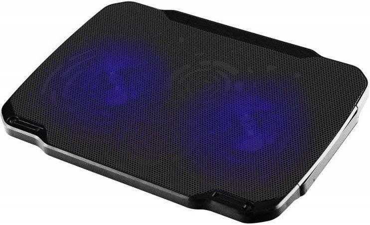 Подставка для охлаждения ноутбука с 15.6 дюймовым монитором Buro BU-LCP156-B208