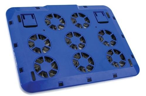 Подставка для охлаждения ноутбука с 17.3 дюймовым монитором CROWN CMLC-206T