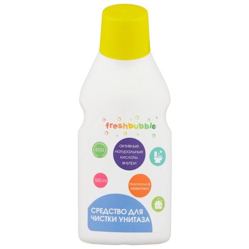 Экологичное средство для очистки унитазов Freshbubble гель для чистки унитаза эвкалипт