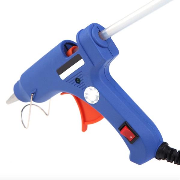 Клеевый пистолет для рукоделия HOBBY AND PRO DS-040
