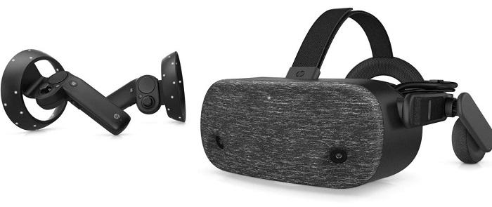 Шлем виртуальной реальности для ПК HP Reverb VR Headset – Pro Edition