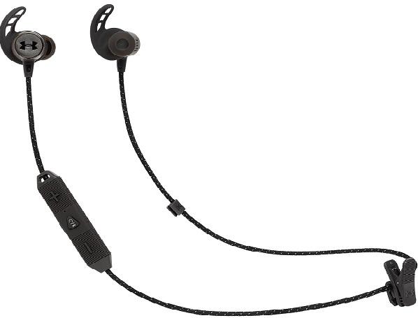 беспроводные наушники вкладыши JBL Under Armour Sport Wireless React
