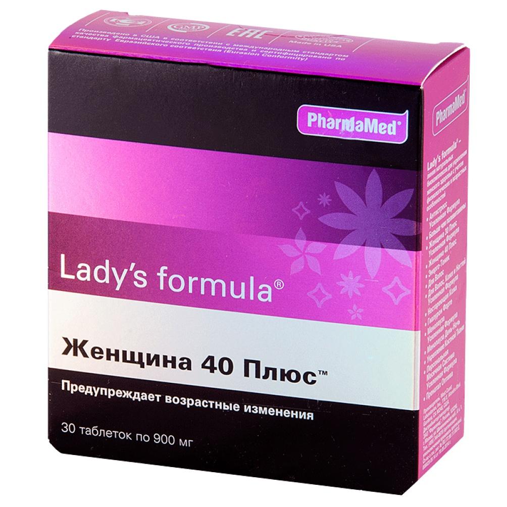 Ledy's Formula Женщина 40 Плюс