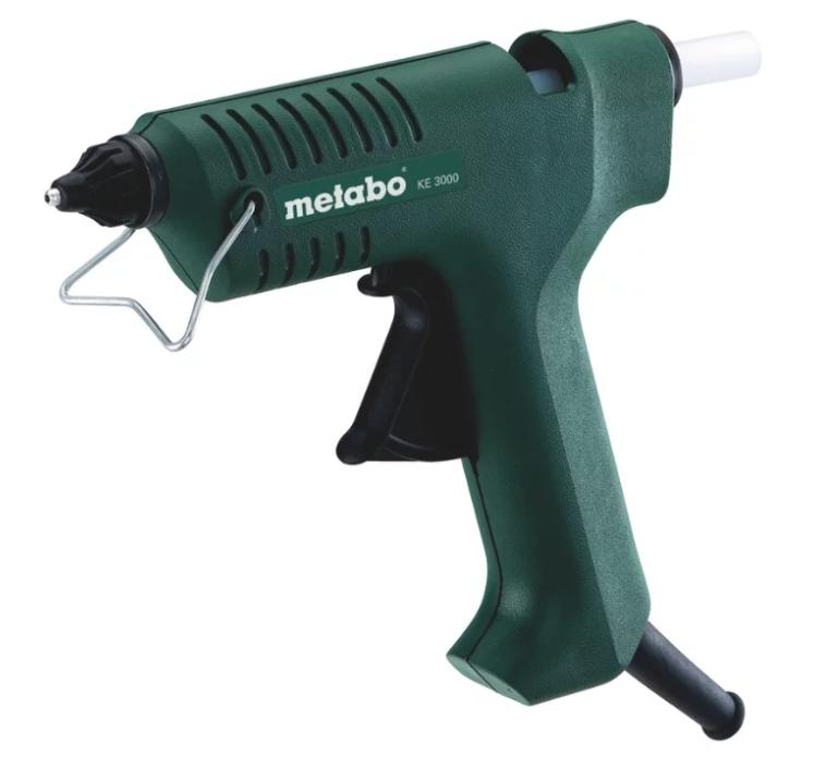 Клеевый пистолет для рукоделия Metabo KE 3000