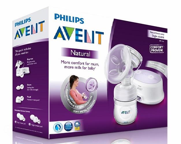 Электрический молокоотсос Philips Avent Ultra Comfort SCF33231