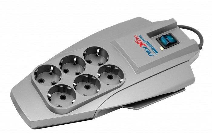Сетевой фильтр для компьютера и другой техники Pilot X-Pro