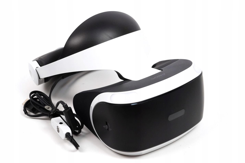 Шлем виртуальной реальности для консолей Sony PlayStation VR (CUH-ZVR2)