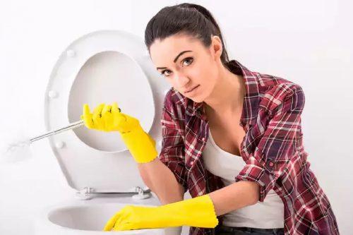лучшие средства для чистки унитаза