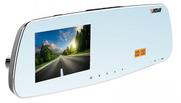 Видеорегистраторы с антирадаром в зеркале заднего вида Artway MD-161 Combo 3 в 1