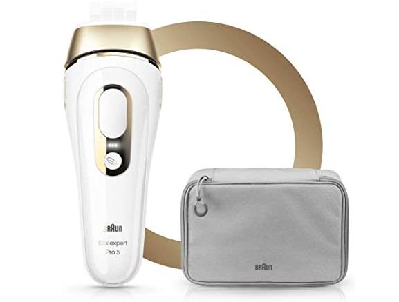 фотоэпиляторы цена/качество Braun PL5014 Silk-expert IPL Pro 5