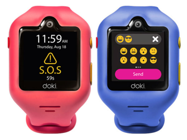 смарт часы для подростков Doki S Watch