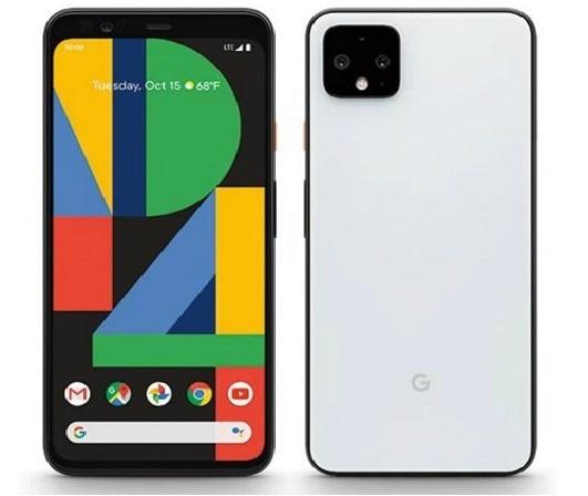 смартфоны 2020 года в премиум сегменте Google Pixel 4 XL