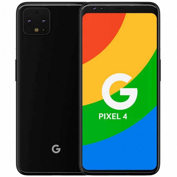премиум смартфон с экраном 6 дюймов Google Pixel 4 XL