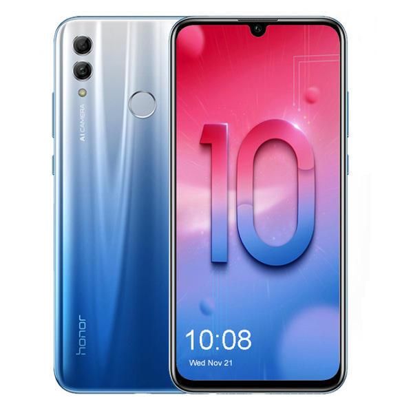 недорогие смартфоны Huawei с хорошей камерой Huawei Honor 10 Lite