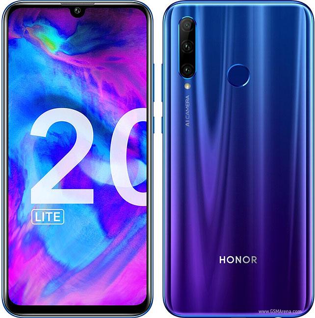 недорогие смартфоны Huawei Huawei Honor 20 Lite