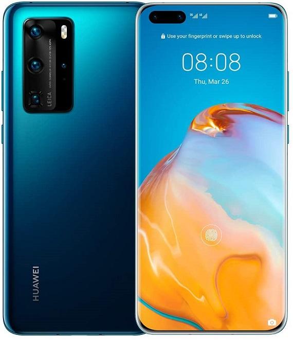 смартфоны 2020 года в премиум сегменте Huawei P40 Pro Plus