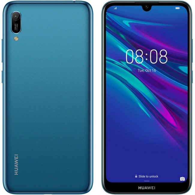 недорогие смартфоны 6 дюймов Huawei Y6 2019