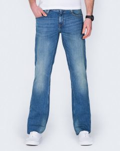 Mustang Oregon Boot Tall Denim