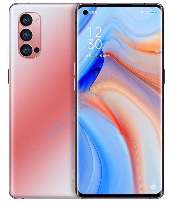 смартфоны 2020 года в соотношении цена/качество OPPO Reno 4