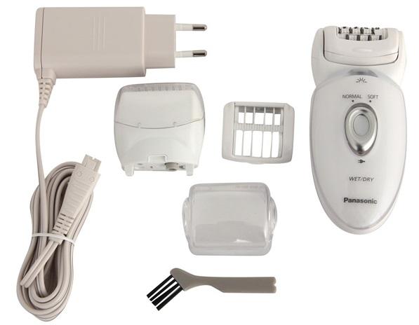 недорогие эпиляторы для тела, ног и зоны бикини Panasonic ES-ED53