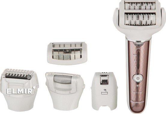 премиум эпиляторы для тела, ног и зоны бикини Panasonic ES-EL8A-P520