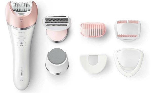 премиум эпиляторы для тела, ног и зоны бикини Philips BRE642 Satinelle Advanced