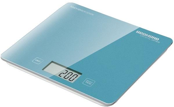 электронные кухонные весы с платформой REDMOND RS-724-E